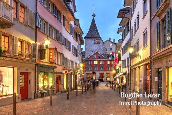 Neumarkt, Zürich, Switzerland