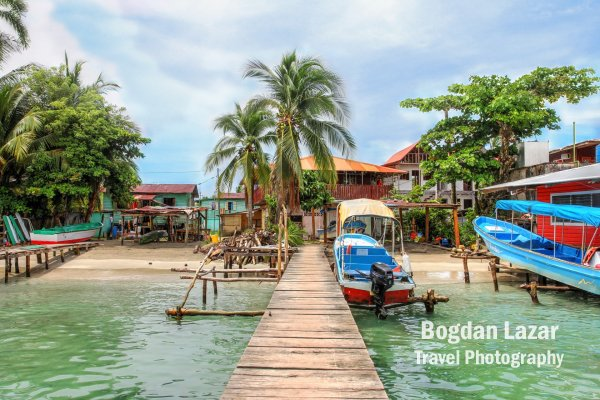 Bocas del Toro - Carenero Island, Panama