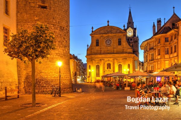 Yverdon-les-Bains, Elveția