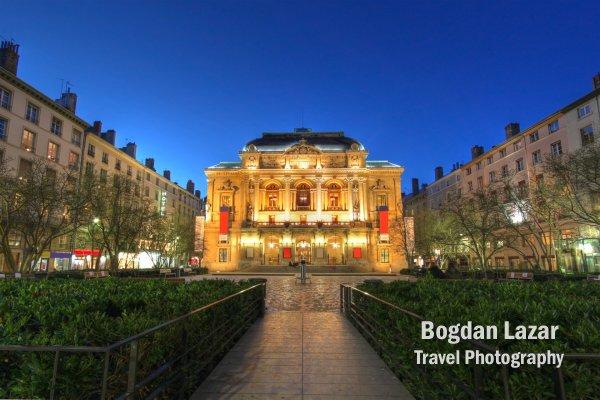 Théâtre des Célestins, Lyon, France