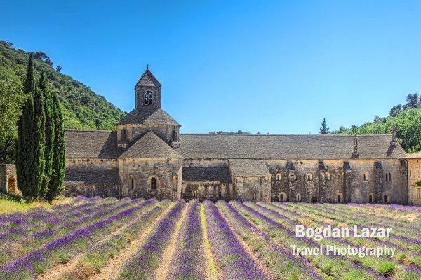 Sénanque Abbey, Provence, France