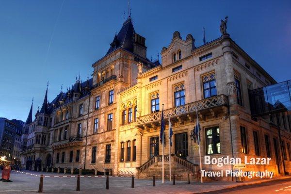 Palatul Ducal din Luxembourg