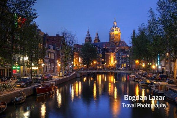 Biserica Sf. Nicolae în Amsterdam, Olanda