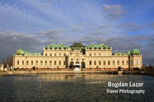 Palatul Belvedere, Viena, Austria