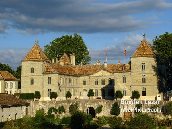 Chateau de Prangins, Elveția