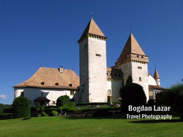 Chateau de La Sarraz, Switzerland