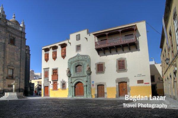 Casa Columbus, Las Palmas de Gran Canaria, Spania