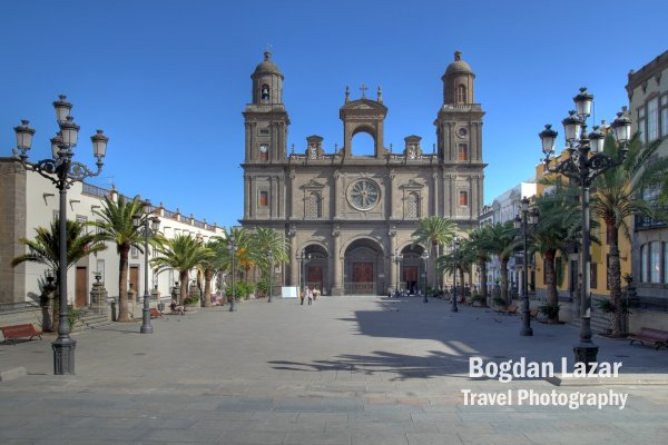 Catedrala Sfânta Ana din Las Palmas de Gran Canaria, Spania