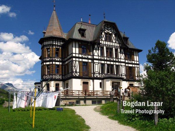 Villa Cassel, Riederalp, Switzerland