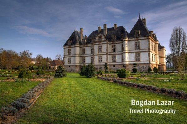 Palatul Cormatin, Franța