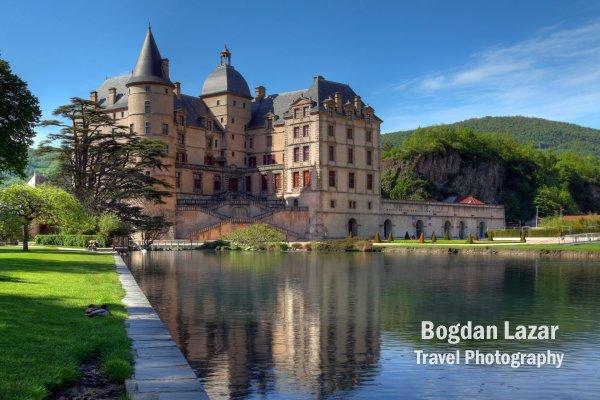 Chateau de Vizille, near Grenoble, France