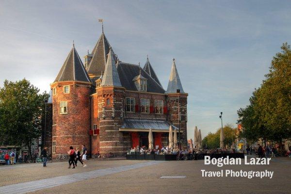 Clădirea Waag din Amsterdam, Olanda