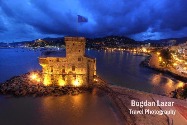 Castelul Rapallo, Italia