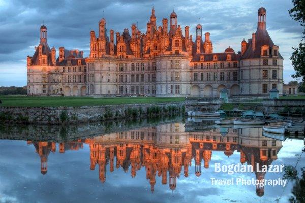 Castelul Chambord, Franța