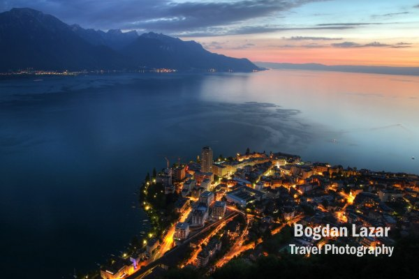 Montreux, Elveția