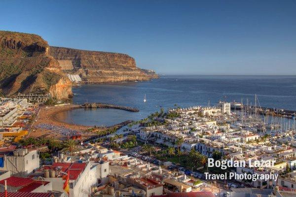 Puerto de Mogan, Gran Canaria, Spania