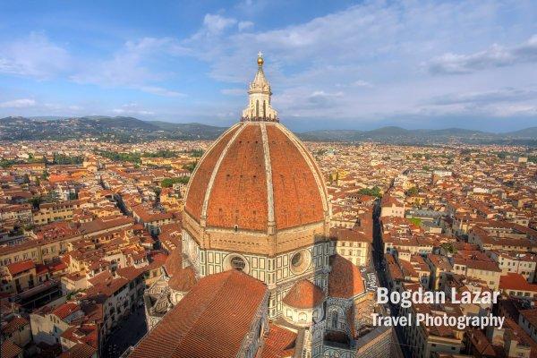 Domul catedralei din Florența, Italia