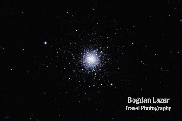 Messier 3 (M3) - Globular cluster in Canes Venatici