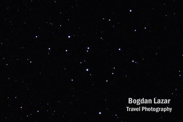 Messier M39 - Open cluster in Cygnus