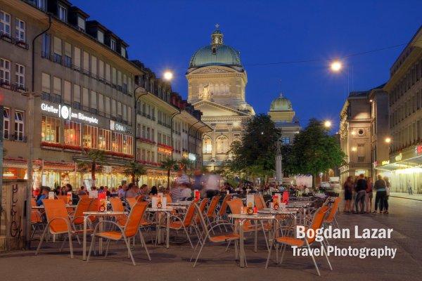 Barenplatz, Berna, Elveția