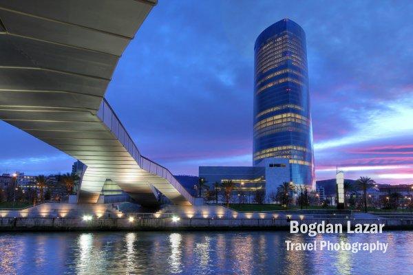 Turnul Iberdrola, Bilbao, Spania