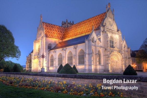 Biserica Mănăstirii Regale Brou, Franța