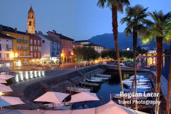 Ascona, Elveția