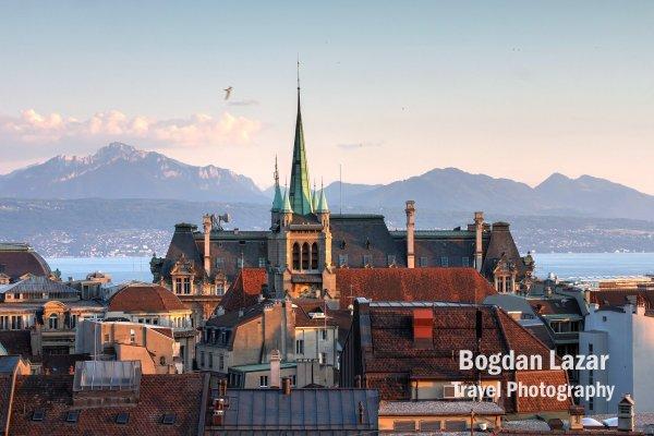 Lausanne, Elveția