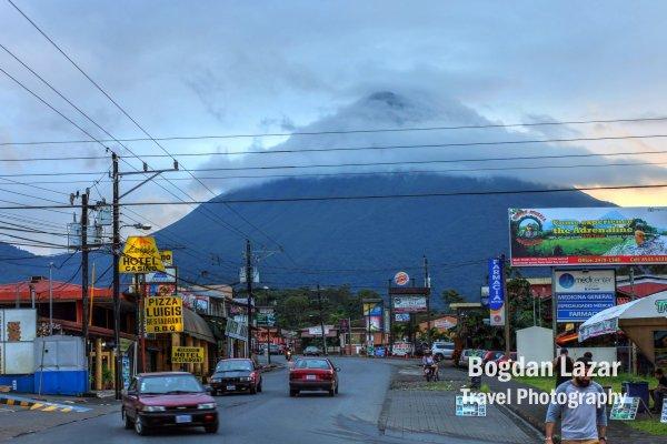 Vulcanul Arenal, Costa Rica