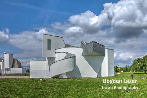 Vitra Museum, Germany