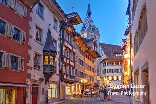 Zug, Elveția