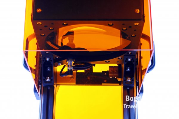 Product: UV exposure system for photolithography (detail)