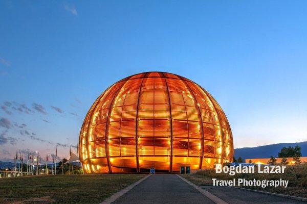 Globul Științei și al Inovației, CERN, Geneva