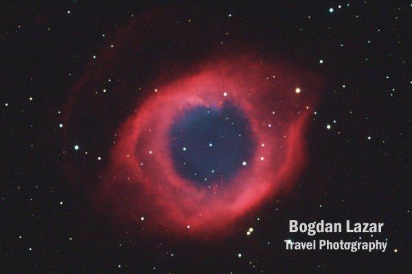 Helix Nebula NGC7293 - The Eye of God