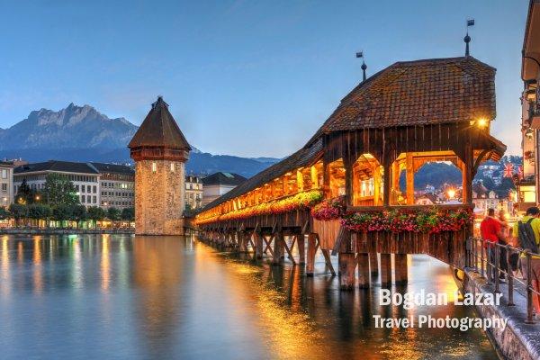 Lucerna, Elveția