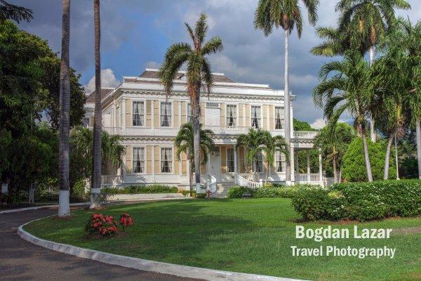 Devon House, Kingston, Jamaica