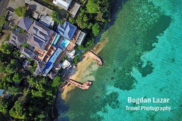 Estate by the ocean, Jamaica