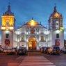 Cathedral in Santiago de Veraguas, Panama