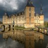 Chateau de Sully, Burgundy, France