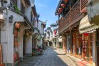 Ancient street in China