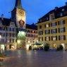 Marktplaz square, Solothurn, Switzerland