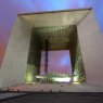 The Grande Arche, Paris La Defense, France