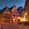 Fairytale houses in Alsace - Colmar, France