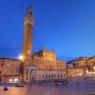 Palazzo Publico in Piazza del Campo, Siena, Italy