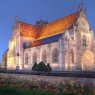 Royal Monastery of Brou, Bourg-en-Bresse, France