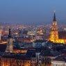 Cluj-Napoca skyline, Romania