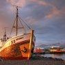 Hofn harbor, Iceland