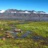 Fjords landscape, Iceland