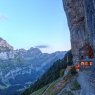 Aescher Cliff, Switzerland