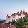 Neuchatel Castle, Switzerland